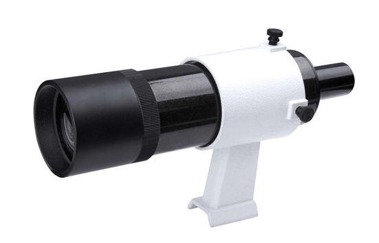 8x50 Finderscope with bracket