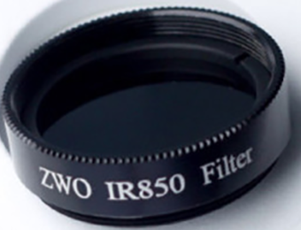850nm Infrared Penetration Filter 1.25""